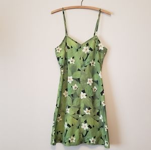 💚 Summer Floral Slip Dress 💚